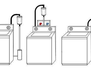 Filtrol 160 is compatible with multiple different plumbing configurations.