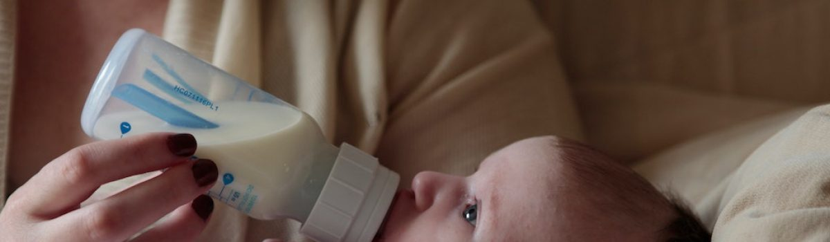 Bottle-Fed Babies are Eating Much More Plastic Than We Ever Thought